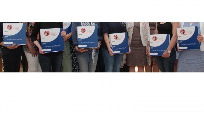 IBE Gieleroth zertifiziert 13 Kindertagesstätten in Hennef