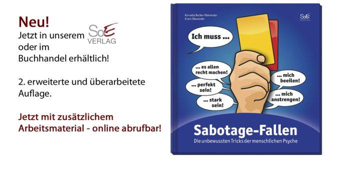 Das Sabotage-Buch 2te Auflage ist da!